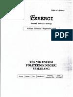 Vol 2 No 3 2006 Agung Nugroho Manfaat Pemasangan Kapasitor Shunt Pada Penyulang