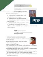 Giotto,Dante e Pêro Dias (2ª,3ª,4ª narrt)