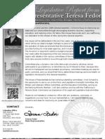 Fedor February Newsletter 2013