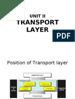 Transport Layer Pdf