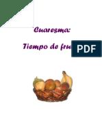 Cuaresma, Tiempo de Frutospdf