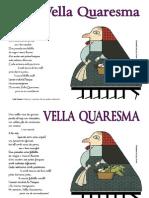 Poema Vella Quaresma de na Lola Casas