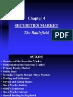 Chapter 4 Securities Market