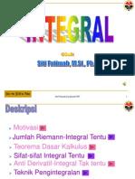 16 Integral Kalkulus