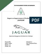 Jaquar Productivity