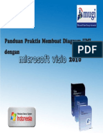 Panduan Praktis Membuat Uml Diagram Dengan Microsoft Visio 2010