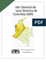 Estudio General de Amenaza Sísmica de Colombia 2009_lowres