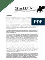Agitaciones en Las Prisiones Portuguesas Entre 1994 y 1996