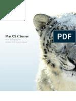 Mac OS Server User Management