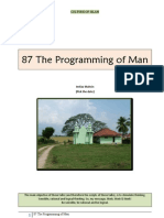 087 The Programming of Man