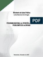 Programa Atencion Usuarios Drogas