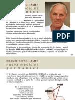 Dr Hamer, Las 5 Leyes