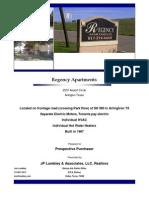 Regency Presentation Package