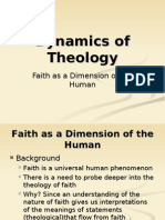 Faith Chapter 1