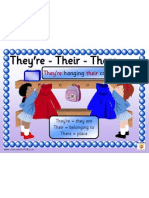 They'Re, Their and There