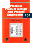 Plastics - Product Design and Process Engineering