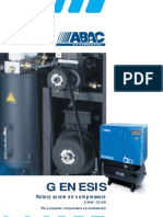 Abac Genesis Leaflet - Airflow-compressors.co.Uk