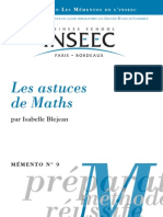 astuce de mathématiques