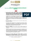 Informe de gestión Manuel Enríquez Rosero