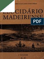 Elucidario Vol I