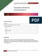 Acrobat Reader SystemRequirements