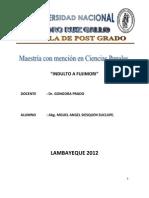 Monografía Caso del indulto de Fujimori-URGENTE