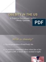 Obesity in the Us