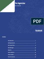 Facebook Guide for Agencies