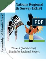 Rhs Survey Report Final Copy for Print
