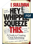 Hey Whipple, Squeeze This