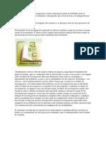 El marco teórico de la investigación o marco referencial maikel