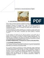Resumen del Libro la revolución Industrial de Mijailov