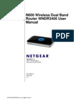 User Manual NETGEAR