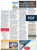 Pharmacy Daily for Wed 13 Feb 2013 - Asthma probe, HMR accord, NPS, new products and much more
