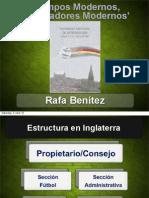 Entrenadoresmodernos Rafa Benitez