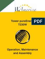 pure energy assembly maintenance operation