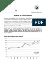 DEFRA - UK Agricultural Prices Index 240113