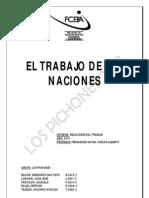 El Trabajo de Las Naciones-los Pichones