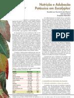 Manual RR de Adubação de Eucalyptus - Potassio