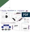 Bonanza JA3907-Flyable Edition