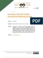 Hydraulic Systems Toolbox
