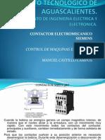 05 Contactor Electromecanico. Siemens
