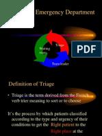 Triage ( emergency department )