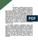 Andrés Bello biografia