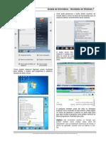 Diferenças do Windows 7 Isolada