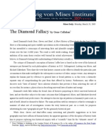 The Diamond Fallacy