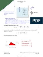 2-17, Hydrostatic Eq, Vertical Plate, Composite Area