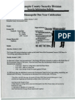 Hennepin County Security Information Bulletin - Occupy MN 1 Year Anniversary