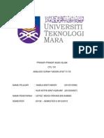 assignment CTU101 ( analisis ayat yasin)