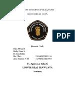 Download MakalahKomunitasDesabyChristsandySN125220124 doc pdf